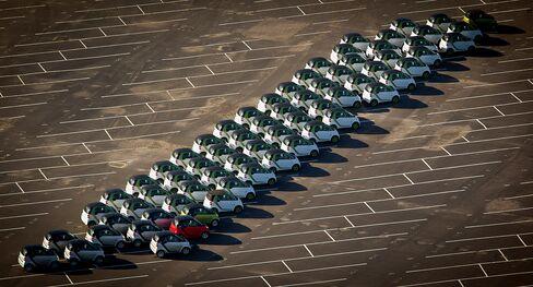 Auto Sales Gain 13% in March