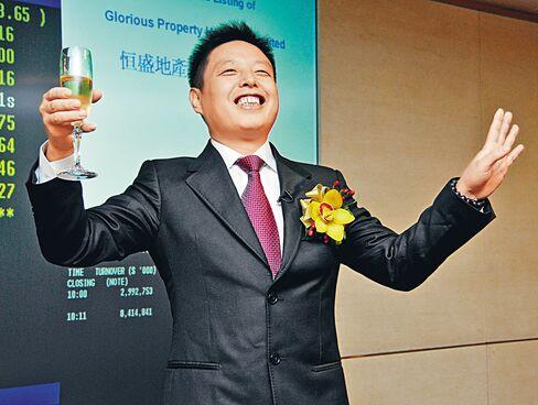 Zhang Companies Tumble as Billionaire Resigns