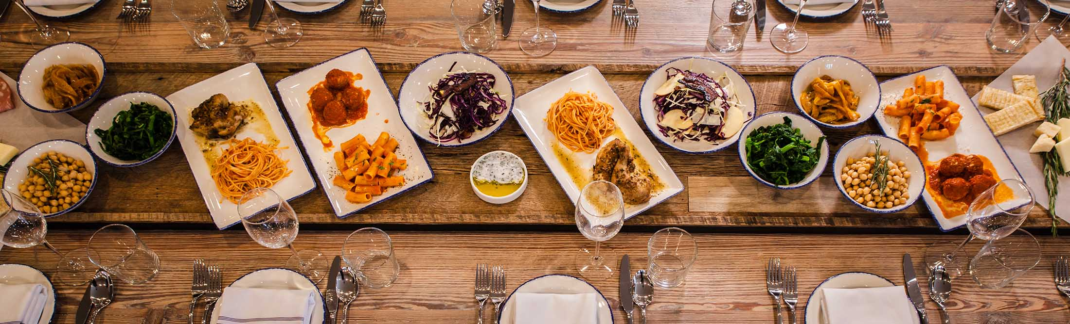Pasta Is the Latest Entry in the Fast-Casual Restaurant Revolution ...