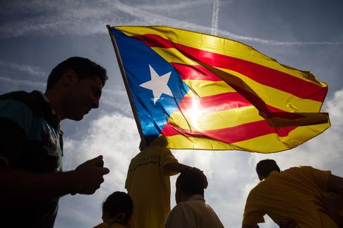 Catalan Pro Independence Rally
