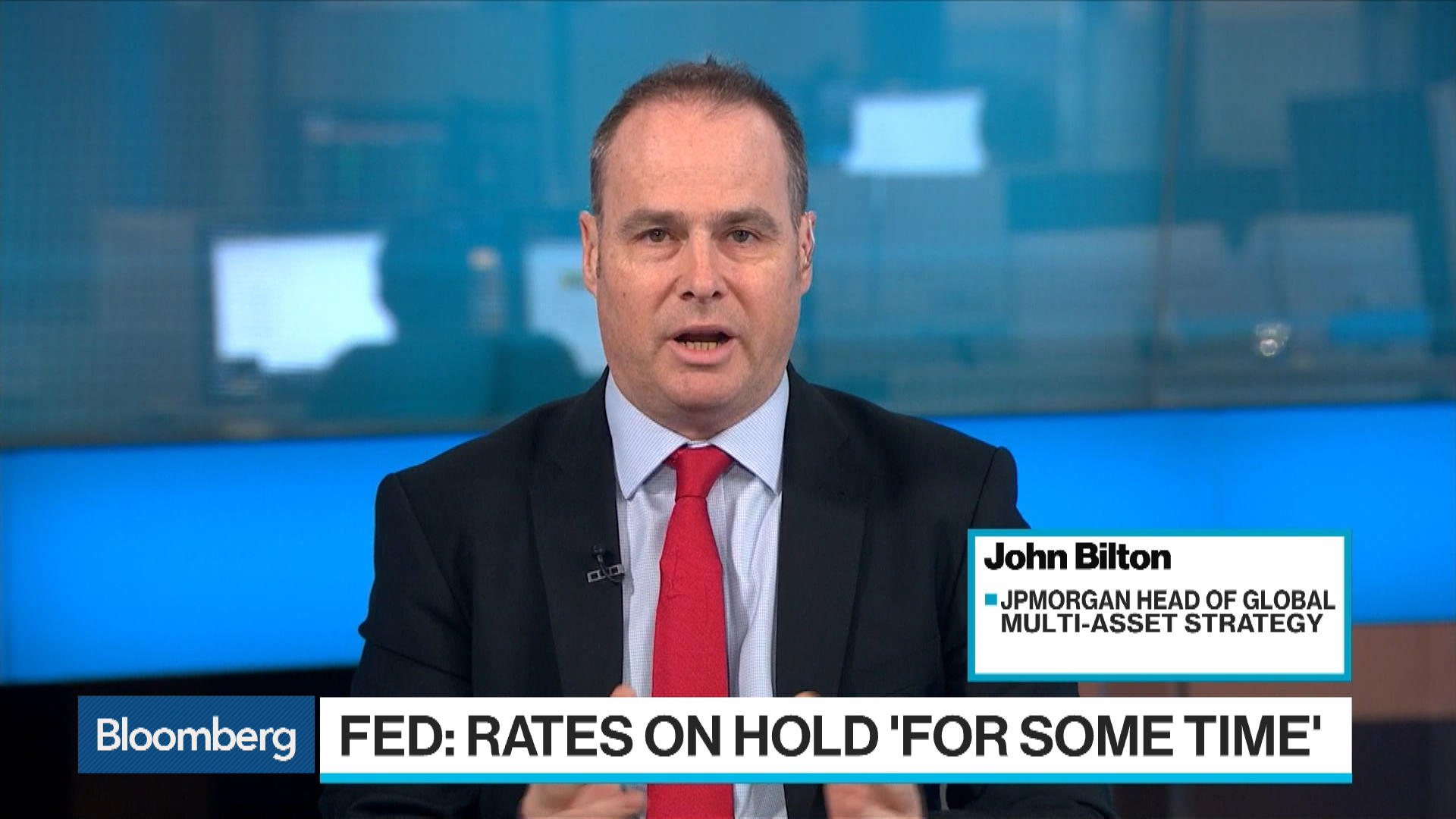 Fed's Dovish Tilt Most Felt on `Belly of the Curve': JPMorgan