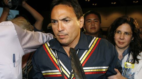 Assembly of First Nations Leader Perry Bellegarde