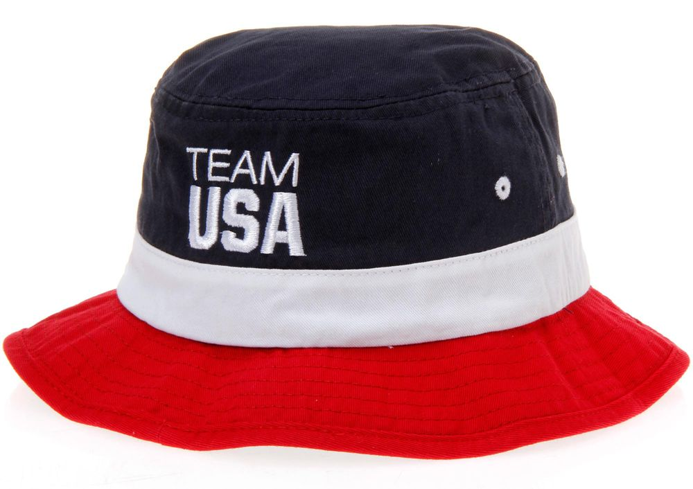 The Hottest Piece of Team USA Merch Is This  25 Bucket Hat - Bloomberg d433d95d7a9