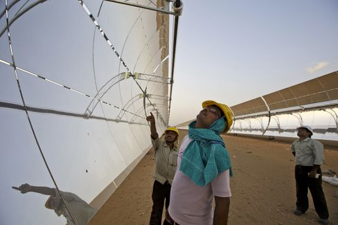 Renewable Energy Investments Shift to Developing Nations in 2012
