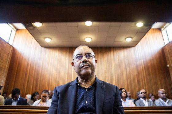 South Africa Yet to Decide on Mozambique Extradition, State Says