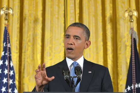 Obama Says Nation Can't Afford Deadlock Over Dealing With Debt