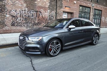 The Audi S3 Is the Sports Sedan You Didn't Know You Were