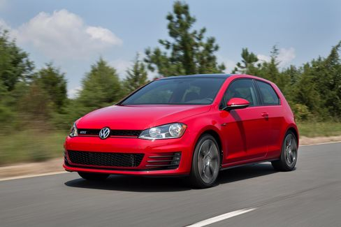 Volkswagen recently rolled out a sporty GTI version and an electric model to broaden its Golf appeal.