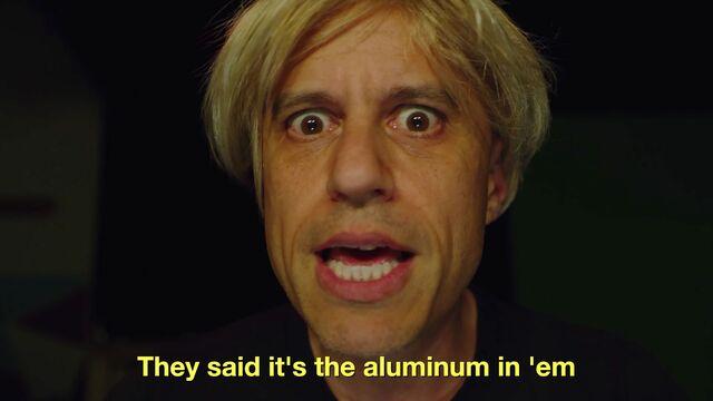 "Still from ZubinDamania's video ""Dan (An Eminem Antivax Anthem)"