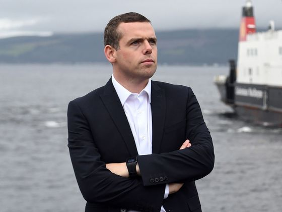 Johnson's Scottish Leader Blames Brexit for Independence Support