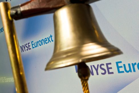 Deutsche Boerse Would 'Have a Look' at Euronext, Faber Says