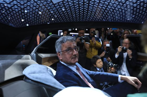 VW Supervisory Board Reconvenes to Pick New Leader for Audi Unit