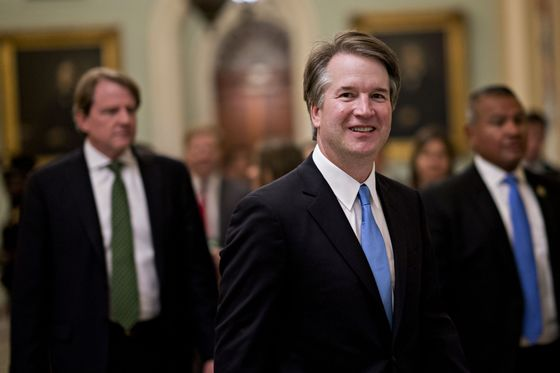 Trump Nominee Retreat Foreshadows Kavanaugh Document Fight