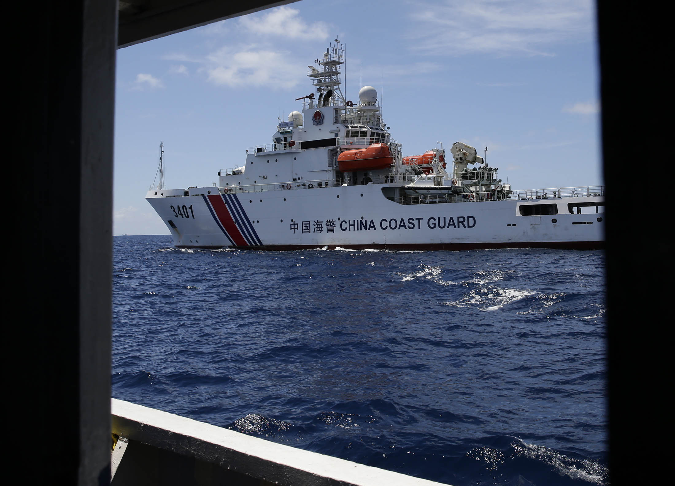 South China Sea Ruling Deepens Tensions Between US, China