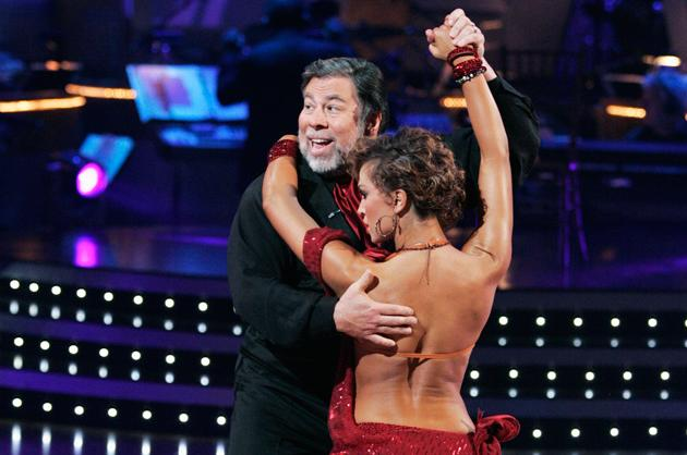 Steve Wozniak Competes on 'Dancing with the Stars'