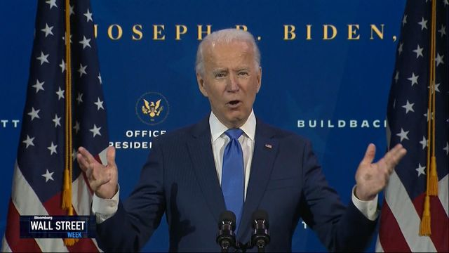 President-elect Biden's Economic Team Faces Covid-19 Challenge
