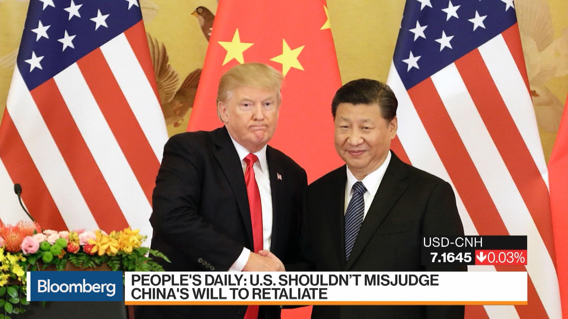 How China Views Trump's Ratcheting Down of Trade Tensions