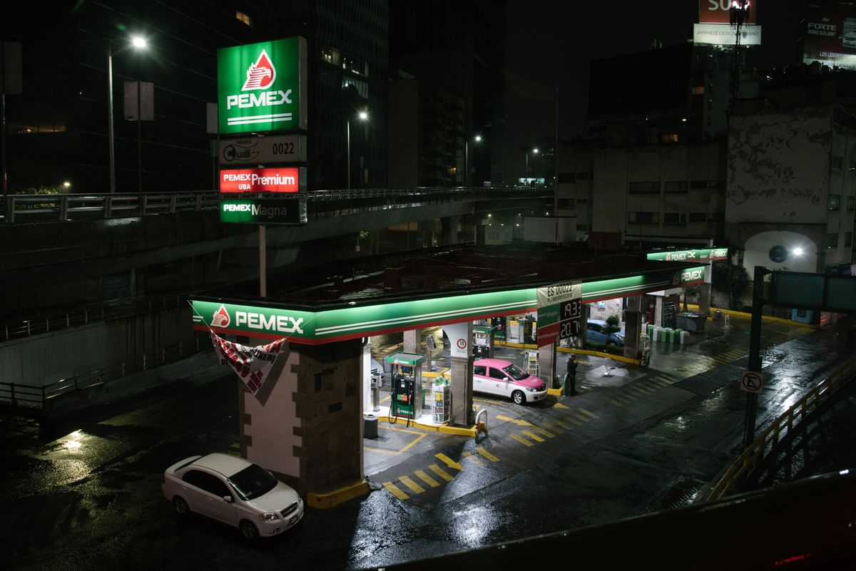 Pemex in the Eye of the Storm With AMLO Ruling Mexico's Economy