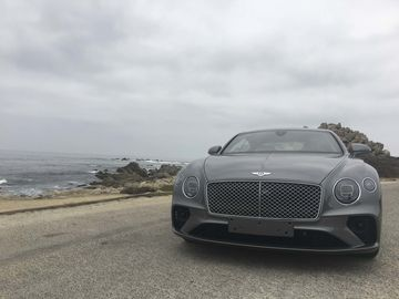 2019 Bentley Continental Gt Review A Thug In A Savile Row