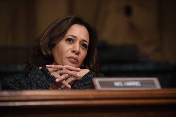 Kamala Harris Came Out of California With a Cautious Climate Record