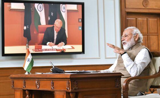 India, Australia Agree to Bolster Strategic Ties in Partnership