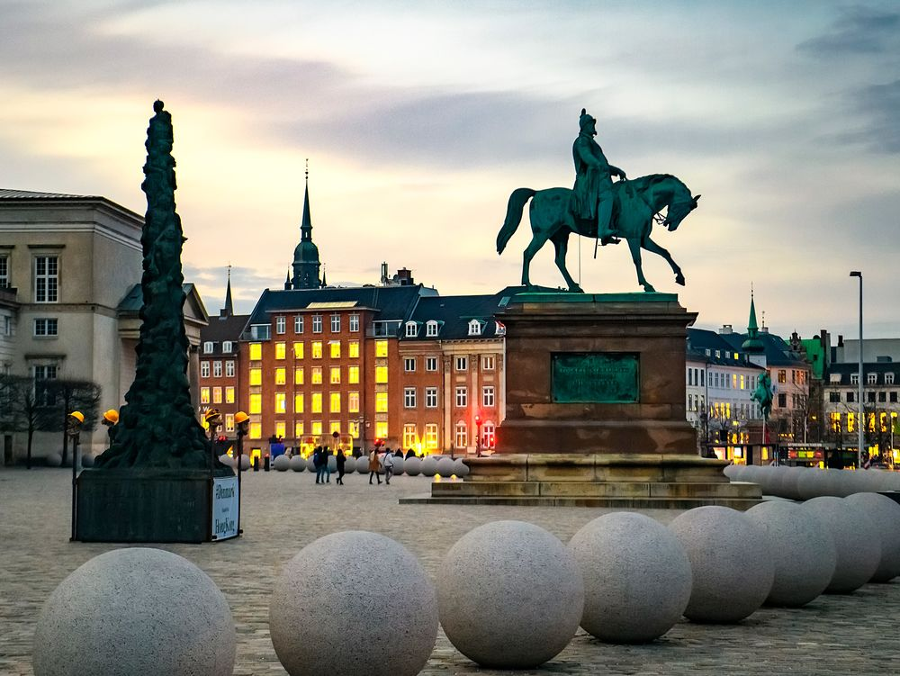 Copenhagen in February 2020.