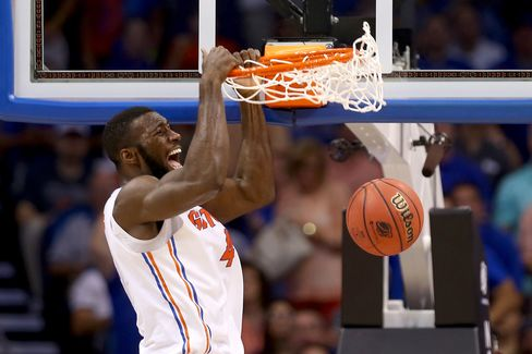 Gators Player Patric Young
