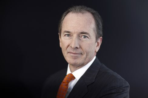 Morgan Stanley Chairman and Chief Executive Officer James Gorman
