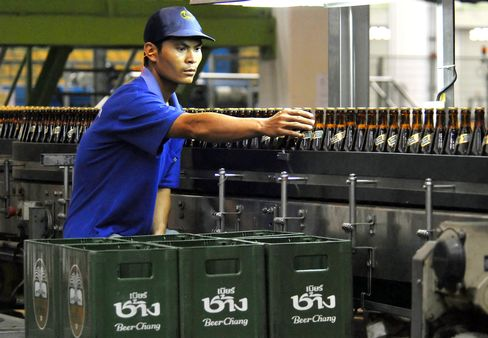 Thai Beverage to Pay S$2.78 Billion for OCBC's F&N Stake