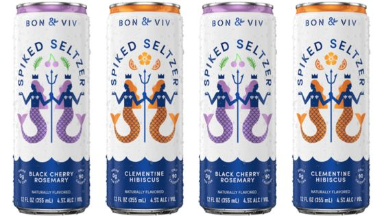 New Canned Beverages Built for Beach Drinking May Not Be Booze at All