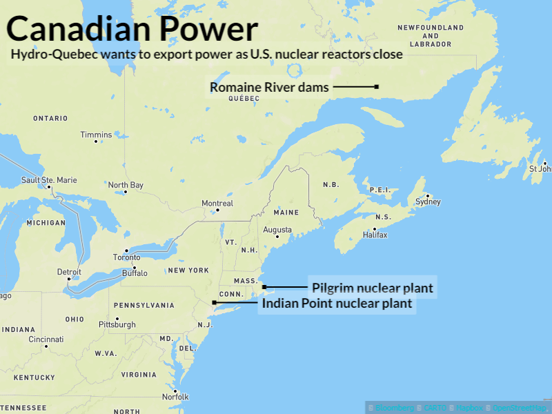 Canada Wants To Solve U S Nuclear Problems With Faraway