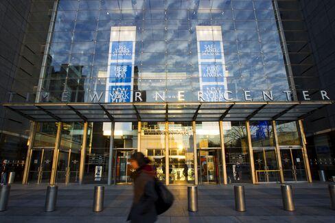 Time Warner's Profit Beats Estimates as Television Revenue Gains