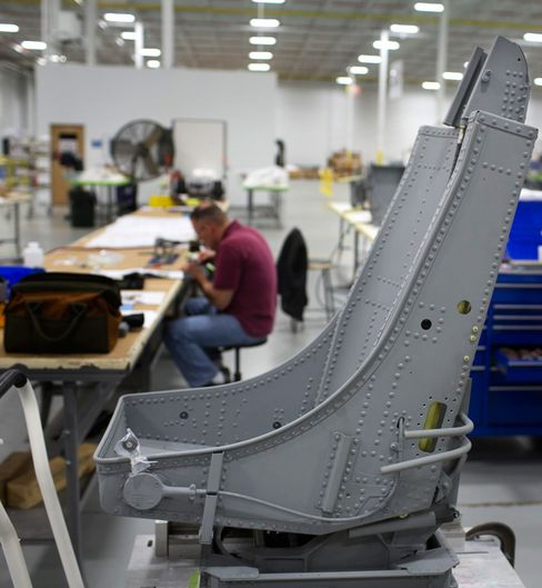 Tail of Supply Chain Suffers in Sequester as Lockheed Prospers