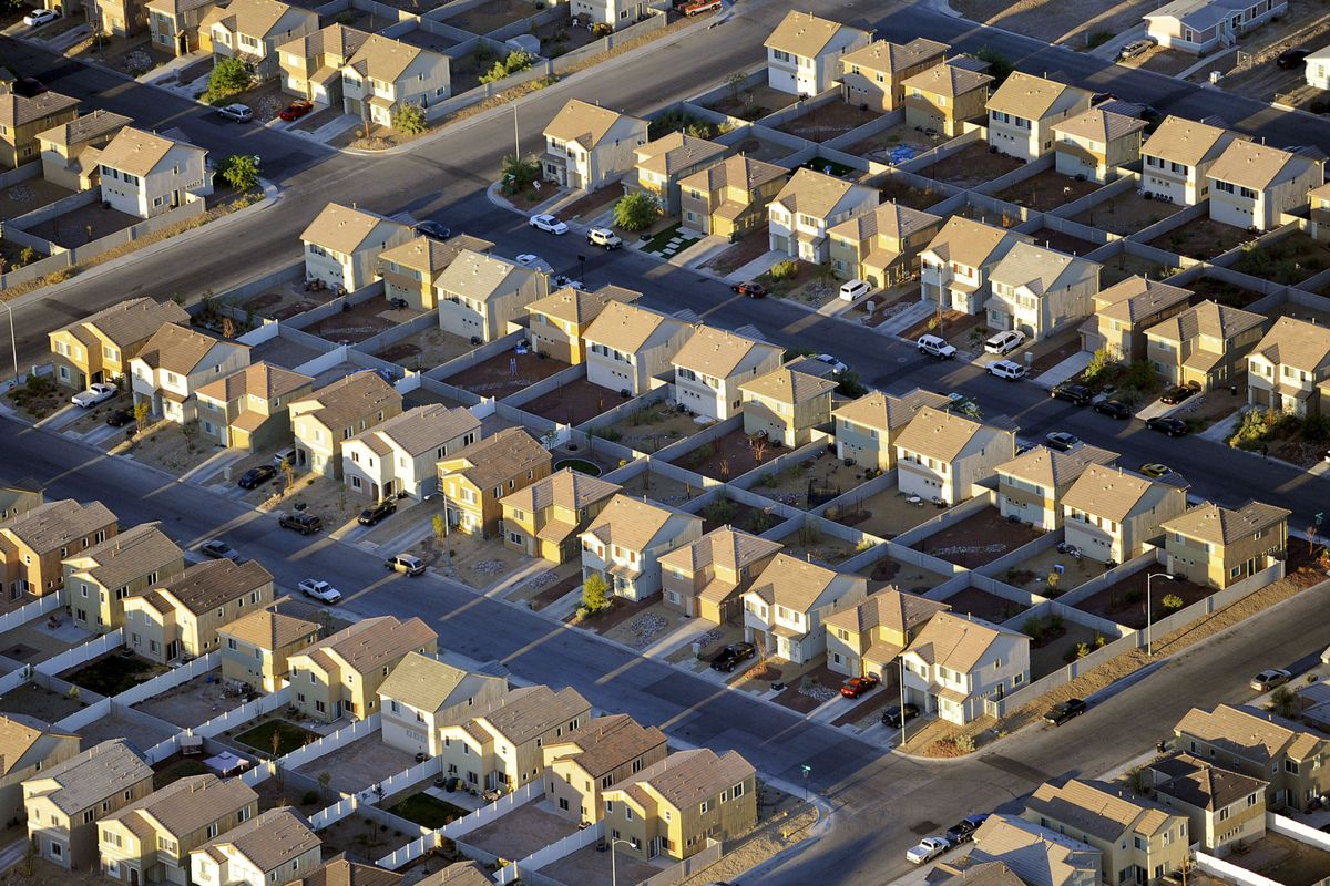 Starter Homes Scarcer Pricier Smaller and More RunDown