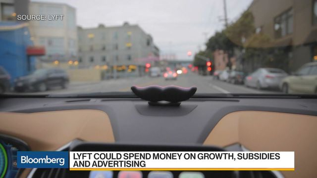 Alphabet Considers Lyft Investment of About $1 Billion