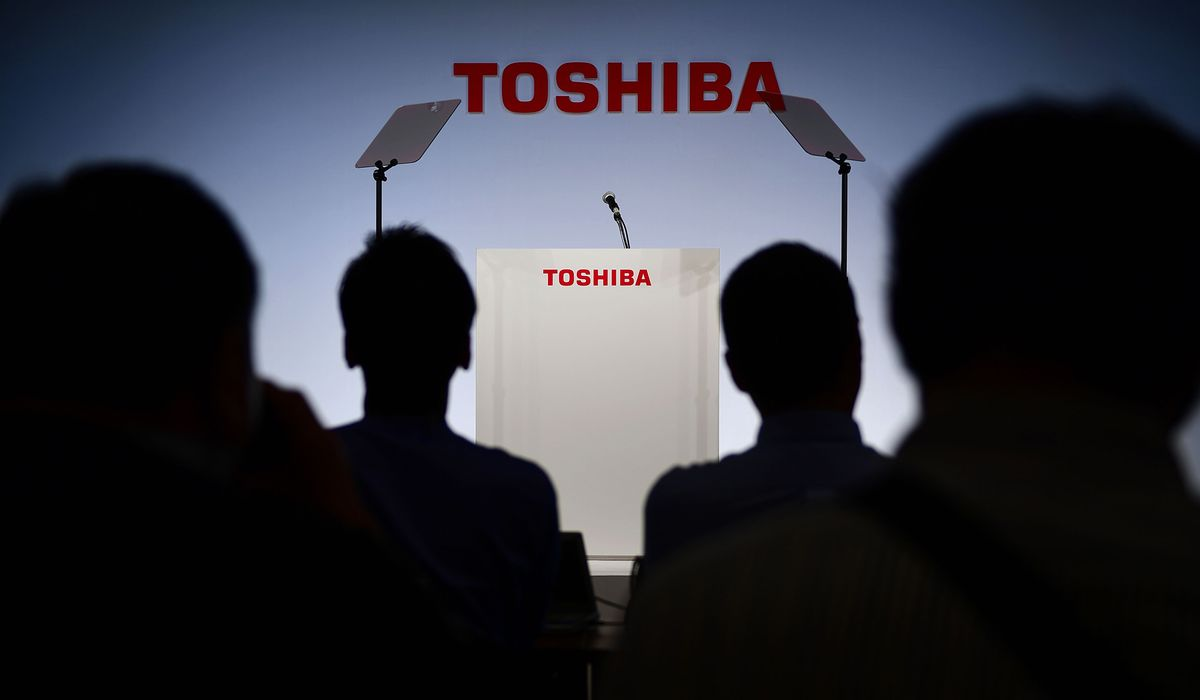 'Deeply Disturbing' Toshiba Report Points to Powerful Figures