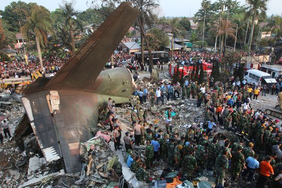 Indonesia's Tragic Litany of Fatal Plane Crashes: Timeline