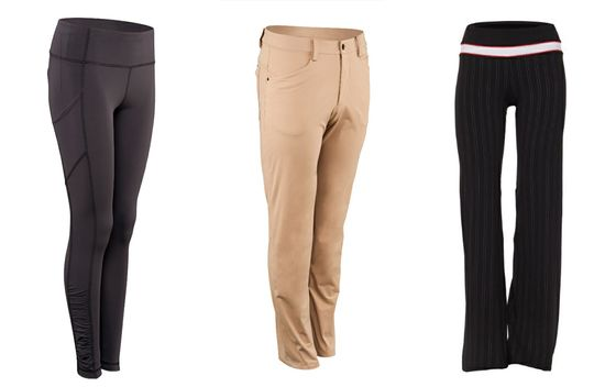 How America Became a Nation of Yoga Pants