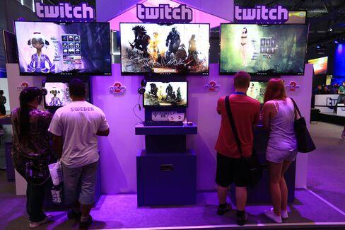 Twitch at Gamescom