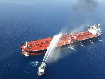 War Risk Insurance Soars for Middle East Tankers After