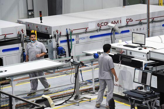 It's Hard to Be the Saudi Arabia of Solar