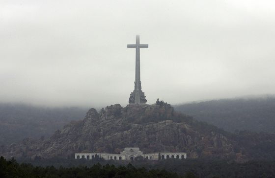Spain's Exhumation of Dictator Franco Seeks to Repair the Past