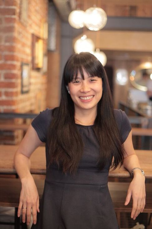Chang of Bubbledogs is part of a new generation of sommeliers that seeks to make wine more accessible.