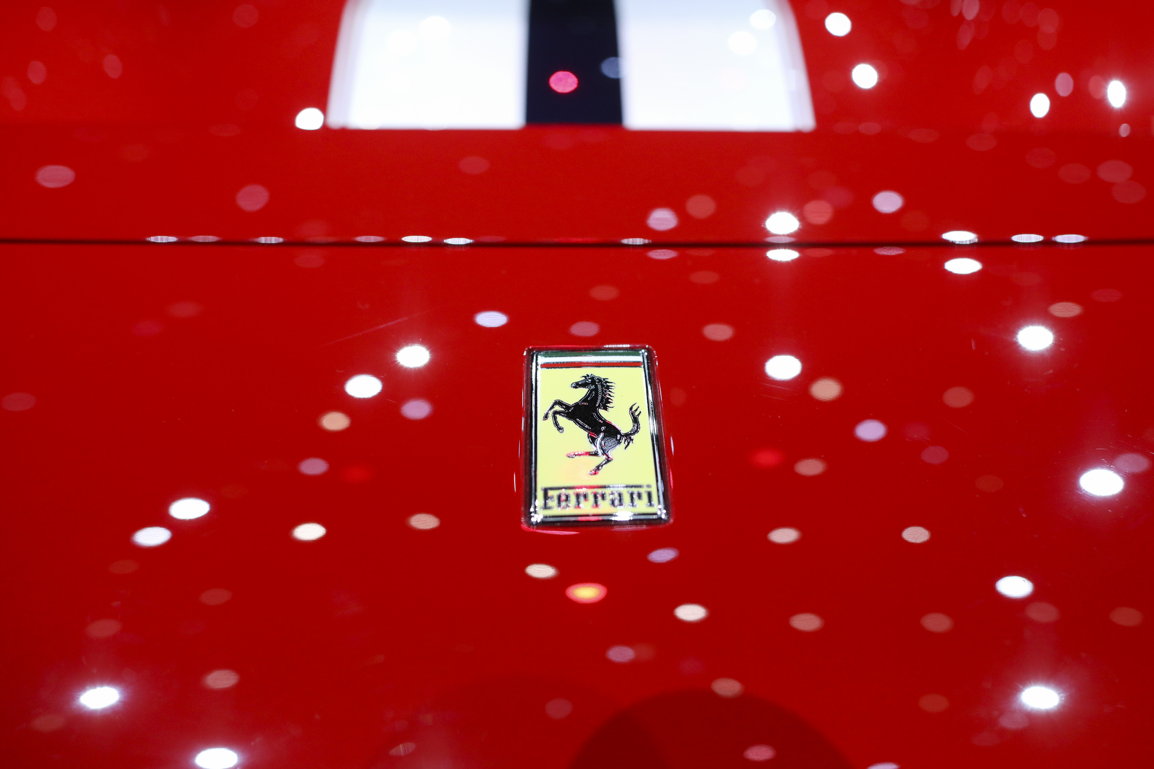 Ferrari Quietly—Very Quietly—Tests Electric Car