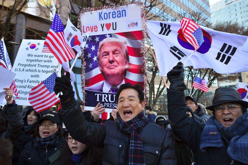 Keep Trade With Korea Free