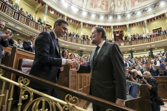 All Change in Italy and Spain as Leaders Grab Reins of Power