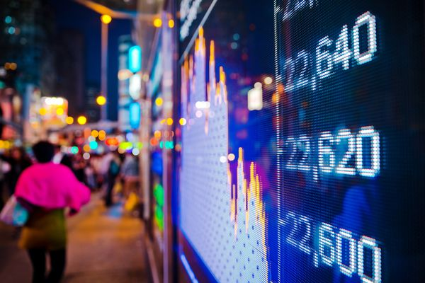 RF markets stocks