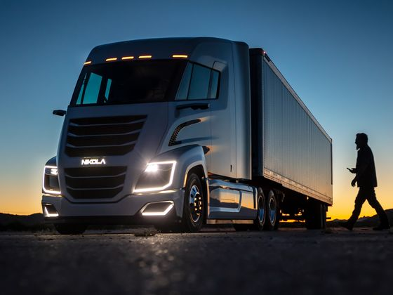 Nikola Founder Milton's Fall Reveals What His Backers Feared