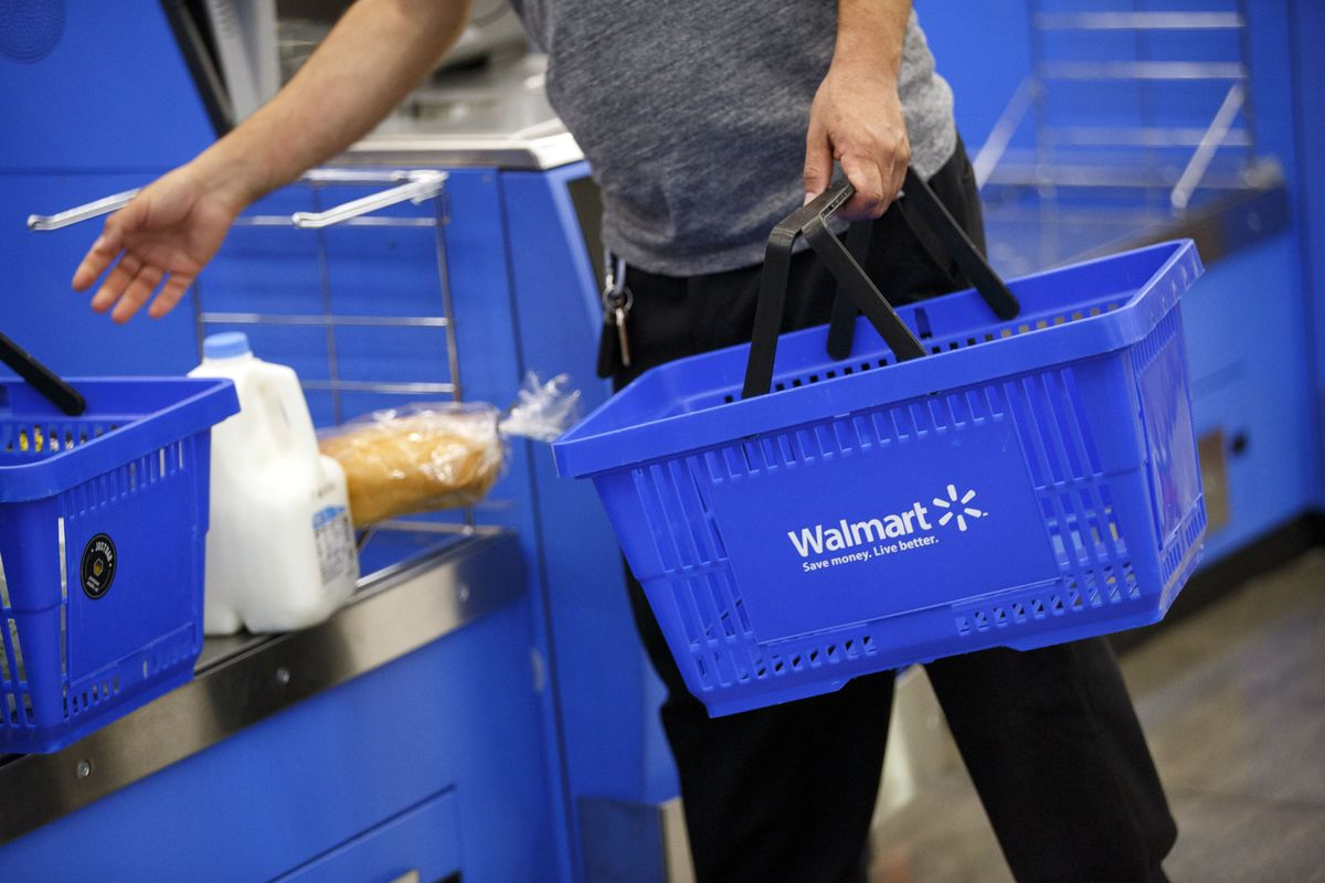 Material World: Wal-Mart Turns to Virtual Reality for the Future of Shopping