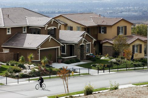 Home-Price Gains Pick Up as U.S. Real Estate Market Rebounds